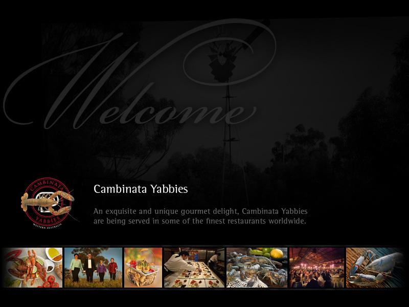 Welcome to Cambinata Yabbies